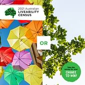 Be A Part Of Australia's Liveability Census