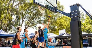 Clb3x3 Basketball Heads To Griffith In May