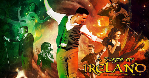 Experience A Taste Of Ireland At Regional Theatre