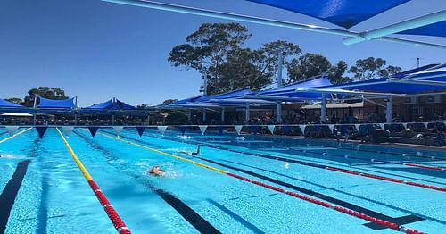 50m Pool Opening Makes A Splash