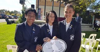 Council Congratulates School Leaders