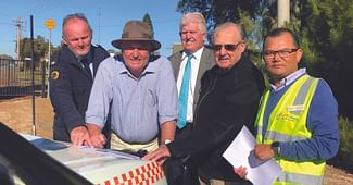 Hanwood Storm Water Pump Project Moves Ahead