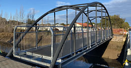 Merrigal Street Bridge Nearing Completion