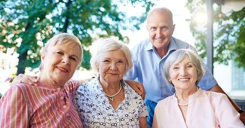 Griffith City Library Celebrates Seniors