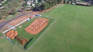 Jubilee Oval Upgrades