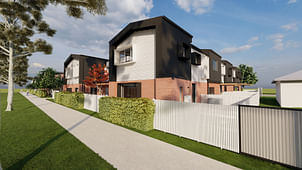 Griffin Green - Affordable Housing Project