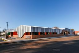 Griffith Community Centre - Completed